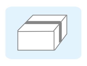 CHUETSU のオフセット印刷イメージ