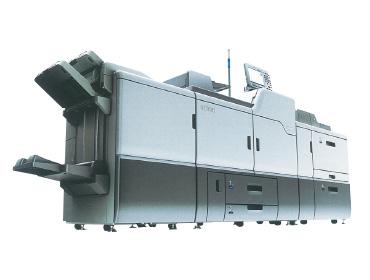 CHUETSU のオンデマンド印刷イメージ